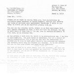 Gentlemen of Chance sample letter